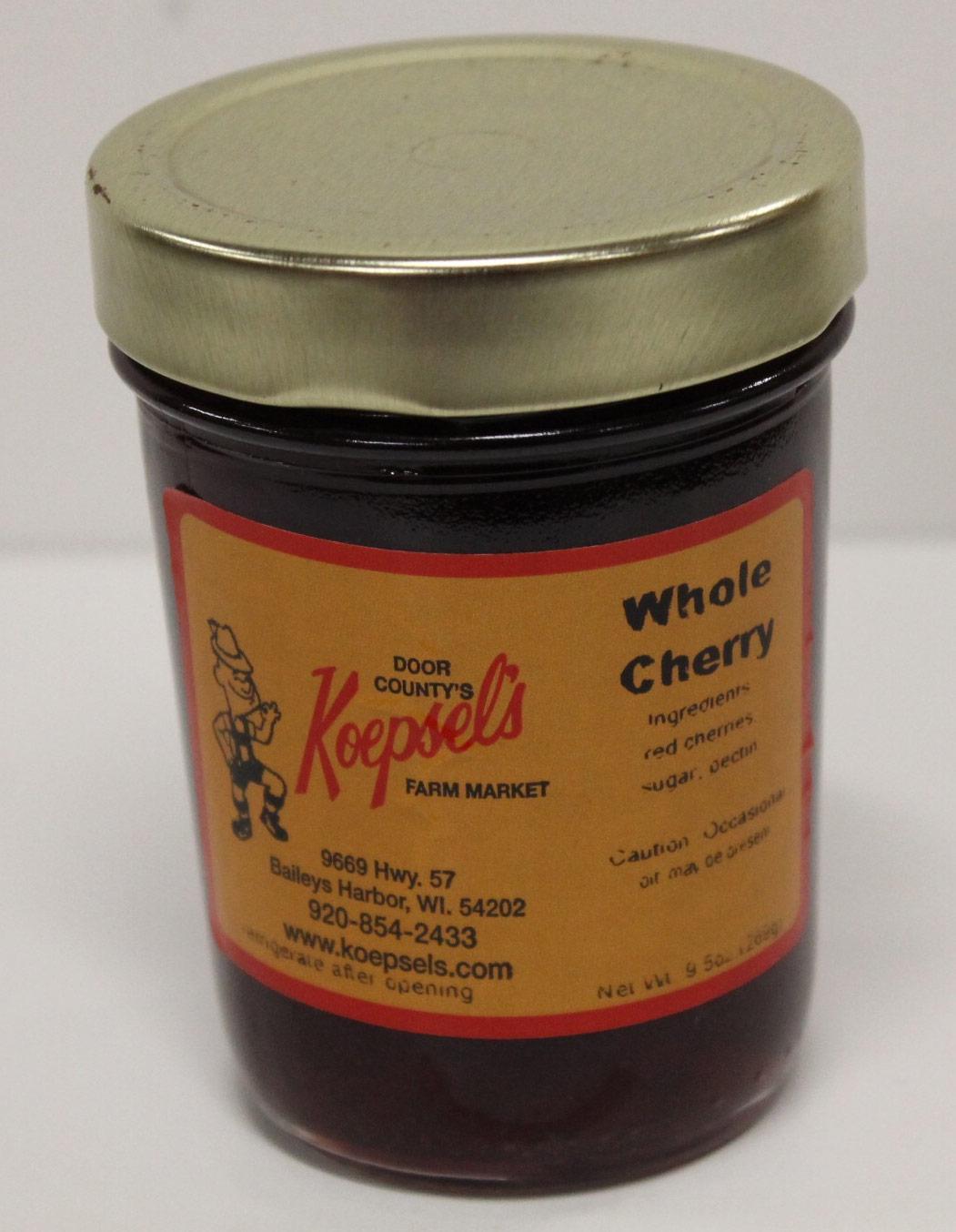 Whole Cherry Jam