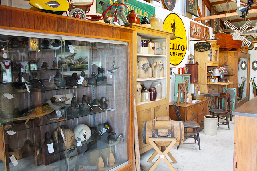Door County Antiques Koepsel 39 S Farm Market Since 1958 Antique Furniture Antique Fishing