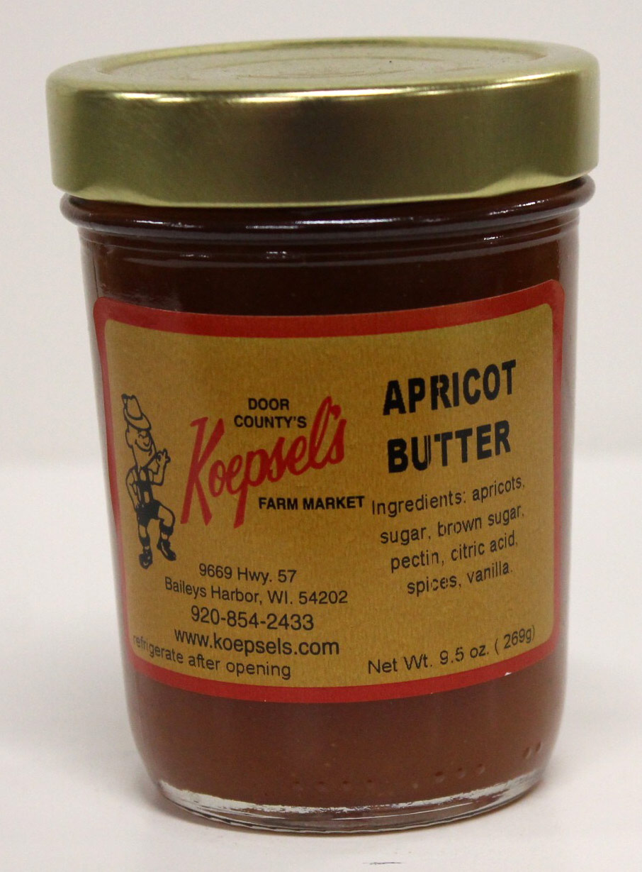 Apricot Butter