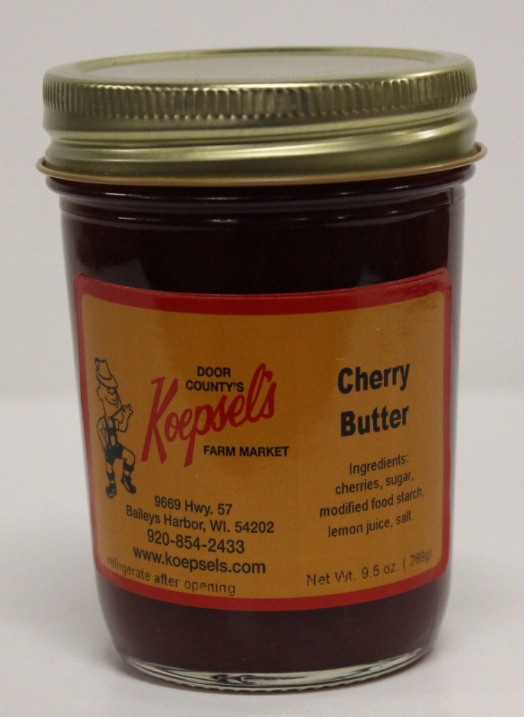 Cherry Butter - Koepsels