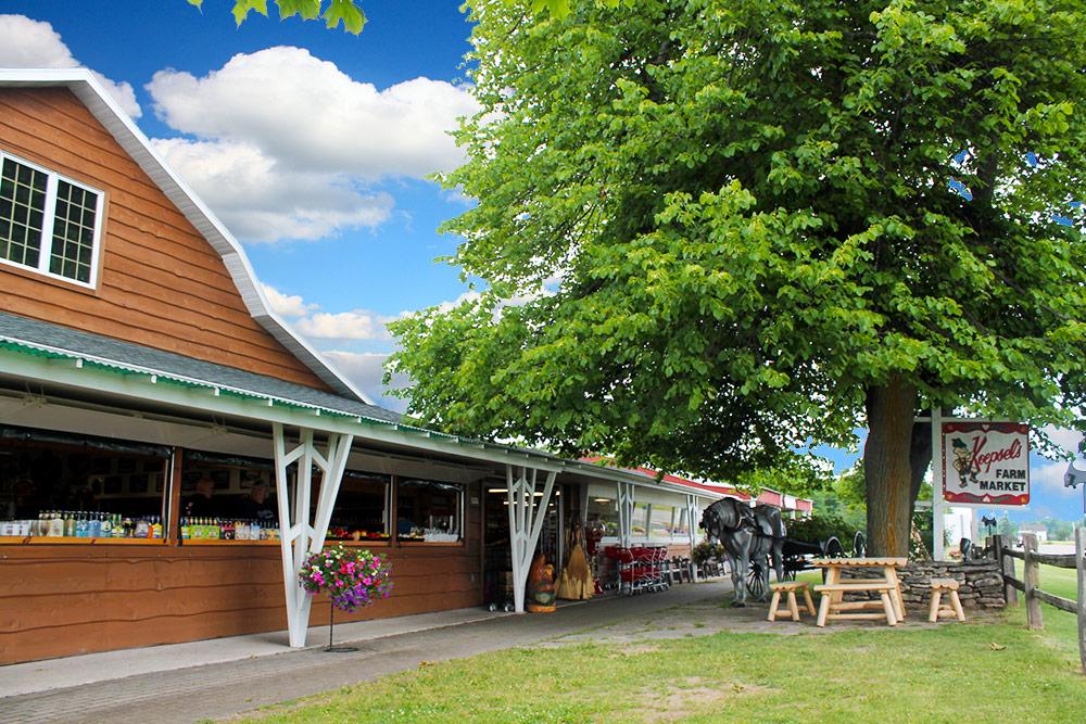 Koepsels Farm Market Door CountyWisconsin & Photos u0026 360 Virtual Tour of Koepselu0027s Farm Market ~ Door County Wi.