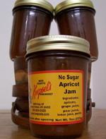 Apricot – No Sugar Jam