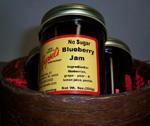 Blueberry – No Sugar Jam