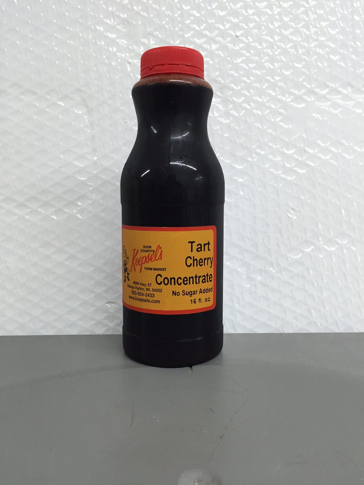 16 oz. Tart Cherry Juice Concentrate
